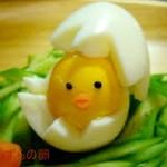 うずらの卵 レシピ お弁当 子供に人気のかわいいキャラ