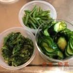 お弁当 レシピ 簡単な緑色系のおかず