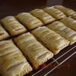 冷凍パイシート レシピ お菓子を簡単に作っちゃおう