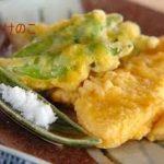 筍(たけこ) の天ぷら クックパッドでつくれぽ100人以上のつくれぽレシピ