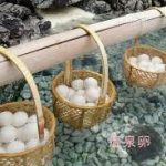 温泉卵の作り方 簡単レンジで作る方法