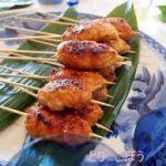 鶏ごぼうつくねレシピ シャキシャキ食感が大人気!