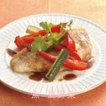 魚レシピ 夏野菜と一緒に作る