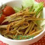 ごぼうサラダ余った! 簡単リメイクレシピを紹介します。
