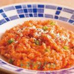 トマトリゾットレシピ 美味しい生米から作る
