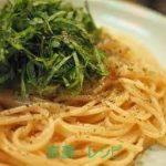 紫蘇パスタ クックパッド殿堂入り・つくれぽの多いレシピ
